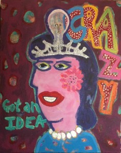 Cra Queen of Ideas